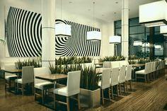 Horeca Interieurontwerp : Horeca meubilair, horeca interieur en horeca interieurdesign - P&M funritute