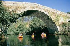 Rio Alva em Vila Cova, Seia by CCDR - Centro / Região Centro de Portugal, via Flickr