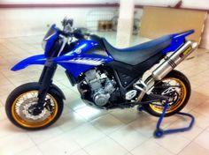 Yamaha XTX 660