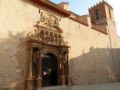 Tarragona Tortosa - Iglesia de Santo Domingo -