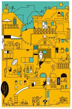 illustraions by anita nemes