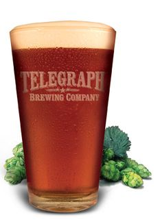 Telegraph Brewing, made here in California.
