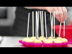 Moule à pop cakes en silicone Lékué sur BienManger.com - YouTube