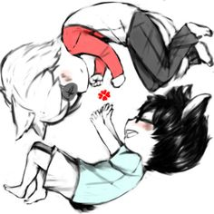 Homestuck on pinterest striders ships and ship it