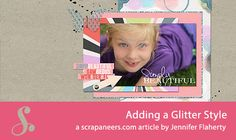 Jen here with a quick tip to start off the month of August: adding a glitter border. It's really simple to do once you have loaded some glitter styles, which is also simple to do. Many designers of...