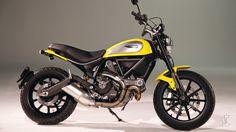 Ducati Scrambler Full Trottle