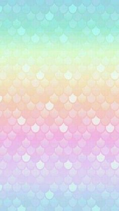 Pastel rainbow ombre iphone wallpaper phone background lock screen