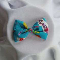 Doc McStuffins Bowtie, Hairclip, Hairband by PerfectlyCraftedByT