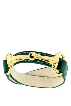 Derby Collection Leather Bracelet by Fornash on @HauteLook