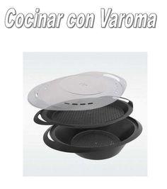 Libro Recopilación Cocinar con Varoma Thermomix