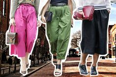 7 tips for nailing the spring culottes trend
