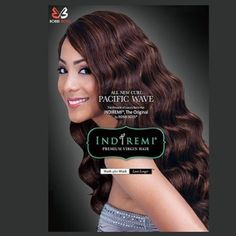 Salon Paola, Discount $32.82 (21%) - Bobbi Boss Indi Remi Hair Extension 18 Pacific Wave 4 27 30 - Buy Now only $127.17 USD for 2 Items Available In Stock - Usually ships in 1-2 business days