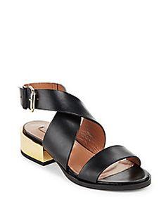 BCBGMAXAZRIA - Briella Ankle Strap Sandals