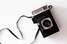 Vintage Soviet Camera  Etude