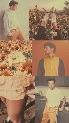 louis tomlinson my sunshine One Direction Wallpaper, Harry Styles Wallpaper, One Direction Pictures, Larry Stylinson, Gold Aesthetic, Aesthetic Vintage, Photo Wall Collage, Picture Wall, Louis Tomlinson