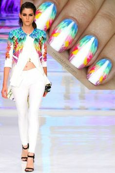 10 Best Miss Ladyfinger images | Lady fingers, Runway nails