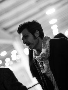 El actor @_JesusOlmedo acudió a la puesta de largo de #bquet