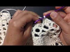 Crochê Tapete para sala Parte 02 - YouTube