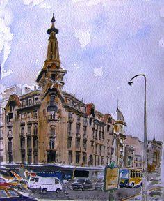 Buenos Aires, la confitería del molino