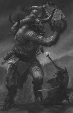 Cygor, par (auteur inconnu), in Warhammer Battle, par Games Workshop