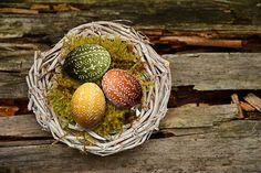 Πασχαλινά Αυγά, Osternest, Πάσχα