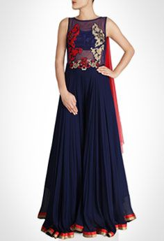 Subah Bansal collection | Gown