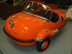 1956 Avolette Record De Luxe