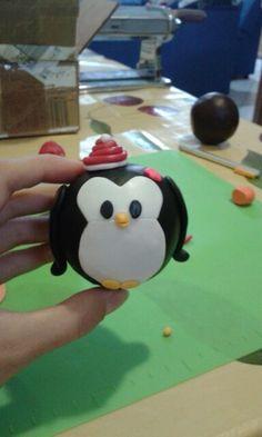 Pinguina natalizia