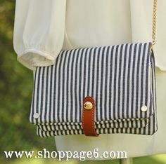 Page 6 Boutique- Sailor Crossbody Bag