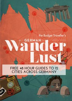 Planning a roadtrip across Germany? Here are my FREE 48 hour guides to Hamburg, Bremen, Hannover, Dusseldorf, Stuttgart, Nuremberg, Munich, Dresden, Leipzig and Rugen Island. Even better, I spent a maximum of €150 in each city so if you are cash-strapped , these guides should come handy