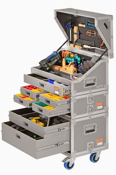 S+L Tischlerei's MobilMarie system toolbox #workspace