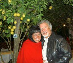 Dining under the Lemon Groves in Capri