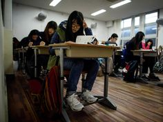 South Korea grounds all planes so students can concentrate on college entrance exam