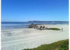 Make a sand castle on Coronado Beach