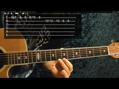 EASY! GUNS N ROSES - PATIENCE Solo - How to Play - Free Online Guitar Le...