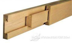 Build Drawers - Drawer Construction and Techniques   WoodArchivist.com