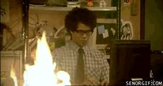 """Treat expensive equipment with respect. 
