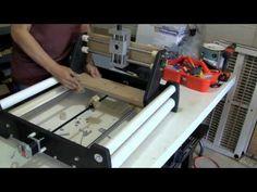 CARBONcnc - My DIY CNC Machine Part I - (FireBallv90 Clone) - YouTube