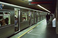 imagens trem de metro