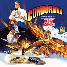 Condorman - O Homem Pássaro (1981)