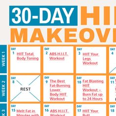 It's never too late for a total body makeover!