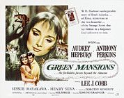 In 1959, she went on to star with Anthony Perkins in the romantic adventure Green Mansions.