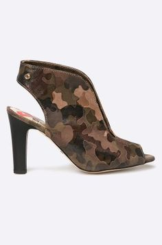 Carinii - Botki by Maja Sablewska Heeled Mules, Kitten Heels, Shoes, Fashion, Moda, Zapatos, Shoes Outlet, Fashion Styles, Shoe