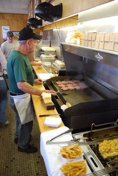 Johnson's Drive In has great burgers 1640 E 11th Street Siler City, NC 1 hr 46 minutes from home. Nice destination, near Greensboro/High Point