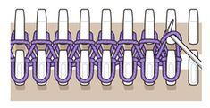 Loom Tutorial: Increasing Stitches
