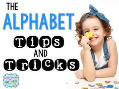 How to Teach the Alphabet - Simply Kinder