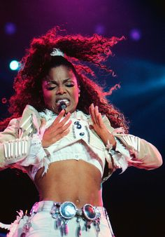 Miss Jackson is here to stay. In honor of her upcoming world tour, kicking off on August here's a refresher on why Janet will always be our queen. Janet Jackson 90s, Janet Jackson Velvet Rope, Jo Jackson, Jackson Family, Michael Jackson, Janet Jackson Unbreakable, Gary Indiana, Hip Hop And R&b, The Jacksons