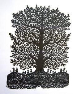 papercut by papercutdiecut