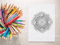 Paisley Coloring Pages, Cool Coloring Pages, Printable Coloring Pages, Adult Coloring Pages, Card Drawing, Plant Drawing, Wall Art Crafts, Diy Wall Art, Doodle Designs