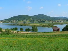 Sabljaci Lake near Ogulin